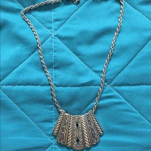 Silver Brighton Southwest necklace